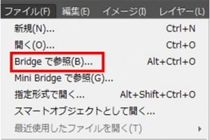 Adobe Bridge その9