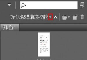 Adobe Bridge その8